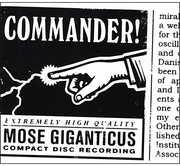 Commander!