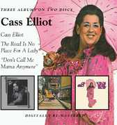 Cass Elliot/ Road Is No Place For A Lady/  Don't Call Me Mama Anymore [Import]
