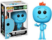 FUNKO POP! ANIMATION: Rick and Morty - Mr. Meeseeks