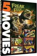 Freak Fest: Gamera vs Viras /  Gamera vs Guiron (5 Movies)