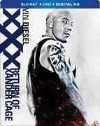XXX: Return of Xander Cage (Steelbook) , Donnie Yen