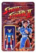 Super7 - ReAction - Street Fighter II ReAction Figures - Chun-Li