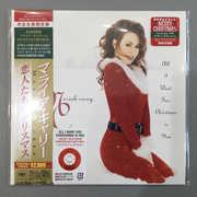 Merry Christmas [Import] , Mariah Carey