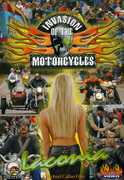 Invasion Of The Motorcycles: LaConia Biker Rally , Dave Perowitz
