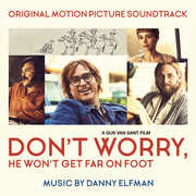 Don't Worry, He Won't Get Far On Foot , Danny Elfman