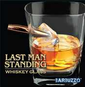 Barbuzzo Last Man Standing - Bullet Whiskey Glass