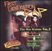 First Generation Rap 2 /  Various