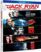 The Jack Ryan 5-Movie Collection , Harrison Ford