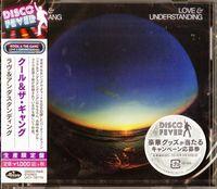 Kool & The Gang - Love & Understanding (Disco Fever) (Reis) (Jpn)