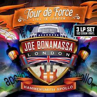 Joe Bonamassa - Tour De Force: Live In London - Hammersmith Apollo [Vinyl Import]