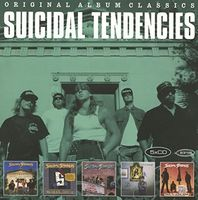 Suicidal Tendencies - Original Album Classics (Box) (Uk)