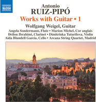 Wolfgang Weigel - Works With Guitar 1