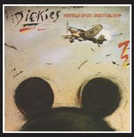Dickies - Stukas Over Disneyland (Blk) [Limited Edition] [180 Gram]