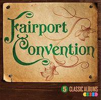 Fairport Convention - 5 Classic Albums Vol 2 (Box) (Uk)