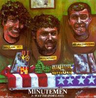 Minutemen - 3 Way Tie for Last