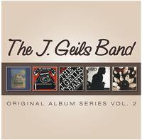 J. Geils Band - Original Album Series 2 (Ger)