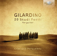 Cristiano Porqueddu - 20 Studi Facili for Guitar