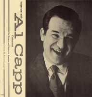 Al Capp - Interview With Al Capp