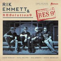 Rik Emmett & Resolution 9 - Res9 [Vinyl]
