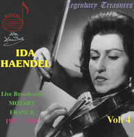 Ida Haendel - Ida Haendel Collection 4