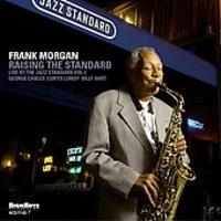 Frank Morgan - Raising The Standard