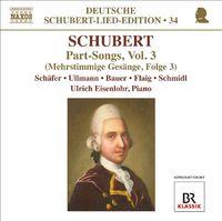 Markus Schafer - Lieder - Edition 34: Part Songs 3