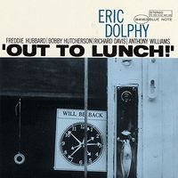 Eric Dolphy - Out To Lunch (Shm) (Jpn)