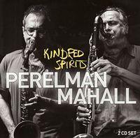 Ivo Perelman - Kindred Spirits With Rudi Mahall