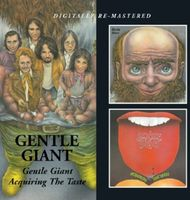 Gentle Giant - Gentle Giant/Acquiring The Taste [Import]
