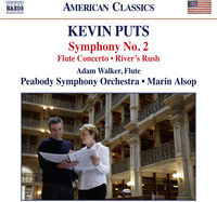 Jeff Jones - Puts: Symphony No. 2 - Flute Concerto