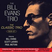 Bill Evans - Classic Trio 1959-61