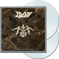 Edguy - Kingdom Of Madness [Clear Vinyl] (Gate) [Limited Edition]