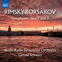 Schwarz - Symphonies Nos. 1 & 3
