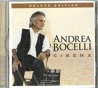 Andrea Bocelli - Cinema: Deluxe Edition [Deluxe] (Ita)