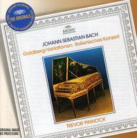 J.S. Bach - Goldberg Variation BWV 988 / Italian Cto BWV 971