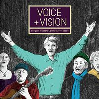Voice & Vision Songs Of Resistance / Various - Voice & Vision: Songs Of Resistance / Various