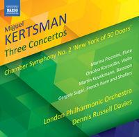 London Philharmonic Orchestra - 3 Concertos / Chamber Symphony 2