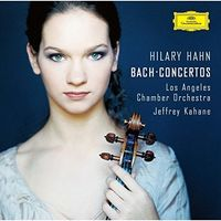 Hilary Hahn - J.S.Bach: Violin Concertos [Import]