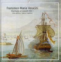 Federico Guglielmo - Overtures & Concerti