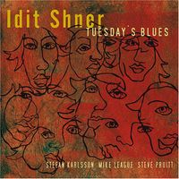 Idit Shner - Tuesday's Blues
