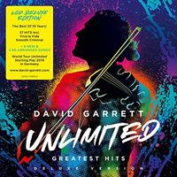 David Garrett - Unlimited: Greatest Hits [Deluxe] (Uk)