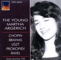 Martha Argerich - Young Martha Argerich