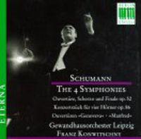 Schumann - Four Symphonies