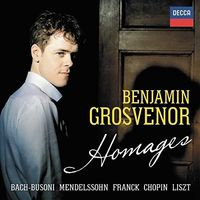 Benjamin Grosvenor - Homages