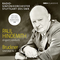 Bruckner - Paul Hindemith Conducts Bruckner Symphony 7