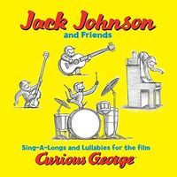 Jack Johnson - Sing-A-Longs And Lullabies For The Film Curious George [Vinyl]