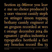 Section 25 - Mirror