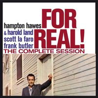 Hampton Hawes - For Real-The Complete Session [Import]