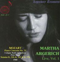 Martha Argerich - Martha Argerich 1