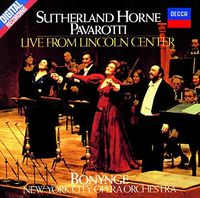 Luciano Pavarotti - Live From Lincoln Center (Rubd) (Jpn)